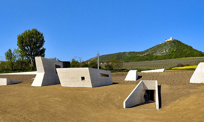 Archeopark Pavlov připomínající skály seotevřel