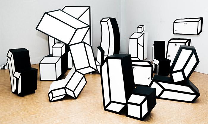 Jiří Georg Dokoupil vystavil svůj Furniture For Fotos