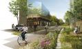 Budoucnost centra Brna: 1. místo - UNIT architekti