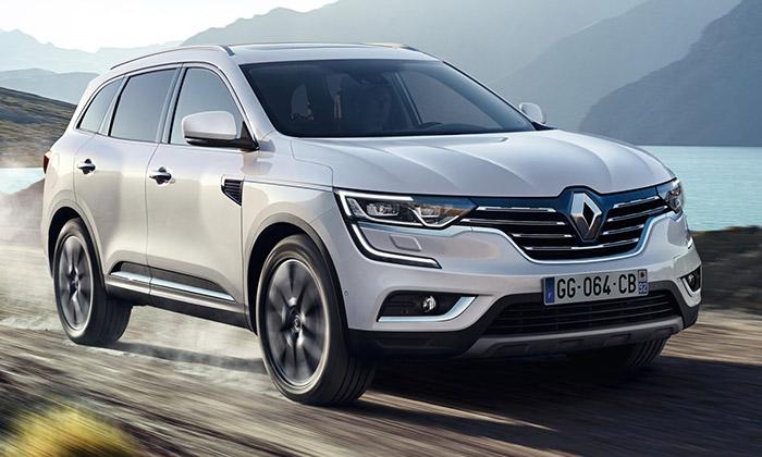 Renault představil druhou generaci SUV Koleos