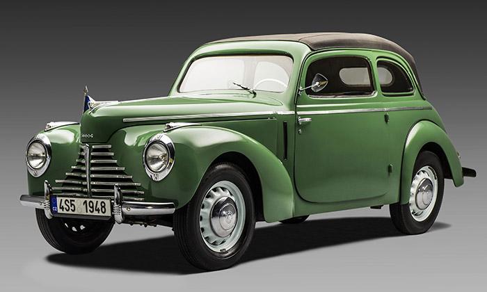 Škoda 1101 zvaná Tudor slaví sedmdesáté výročí