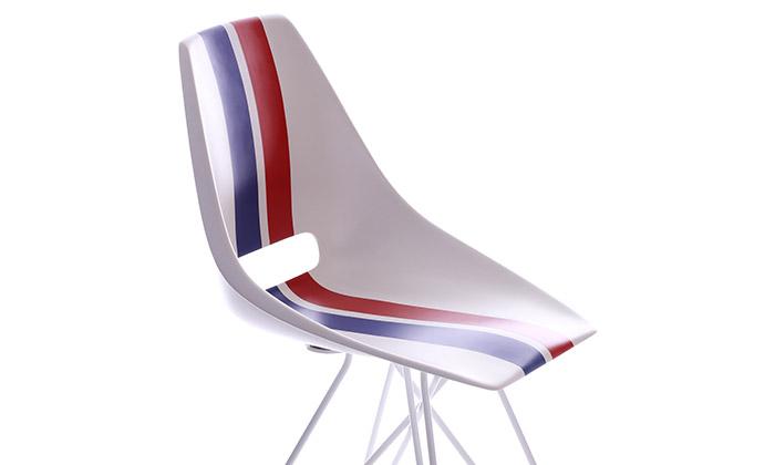 Židle T3.1 Chair jepoctou Miroslavu Navrátilovi