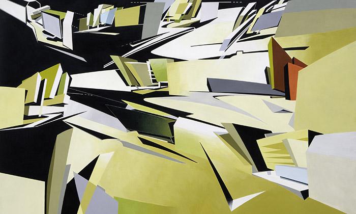 Benátky budou vystavovat rané malby Zahy Hadid