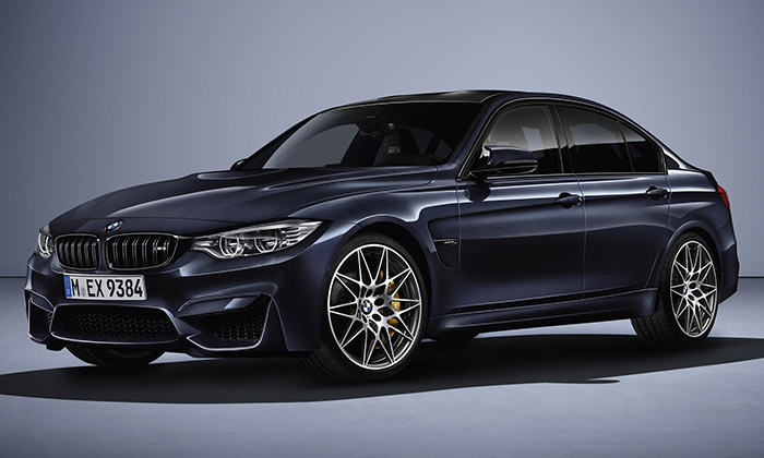 BMW slaví výročí M3 limitovaným modelem 30 Jahre