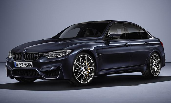 BMW M3 30 Jahre v edici 30 Years M3