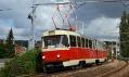 Brněnská tramvaj K2 po restauraci
