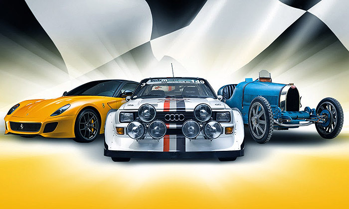Motoristická slavnost Legendy ukáže přes 1000 vozů
