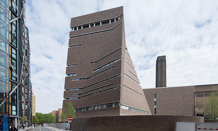 Herzog & de Meuron postavili nový Tate Modern