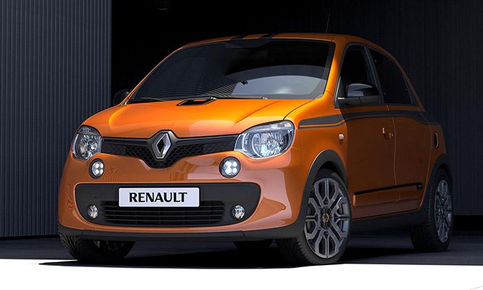 Renault Twingo GT dostal sportovní design ivýkon