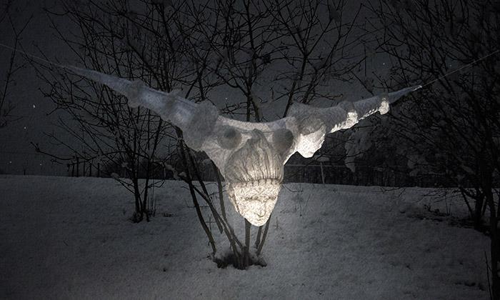 Eva Nečasová a její svítidla pod značkou Spacelights