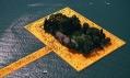 The Floating Piers na italském jezeře Iseo od dvojice Christo a Jeanne-Claude