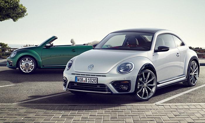 Volkswagen Beetle omlazuje narok 2017 svůj design