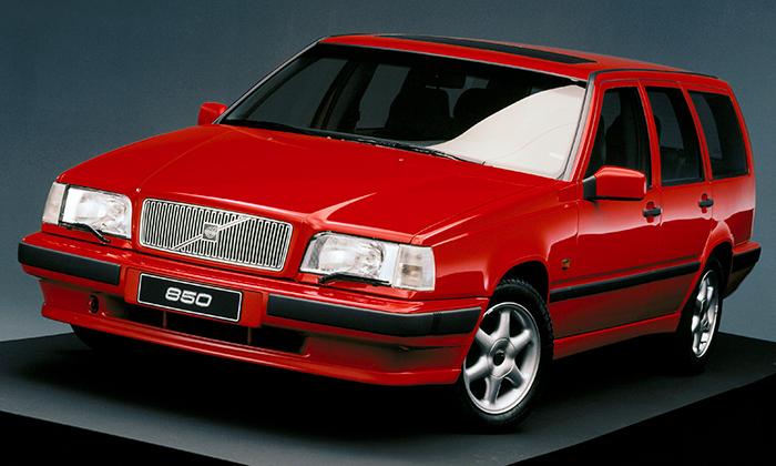 Volvo 850 slaví výročí 25 let odprvního představení