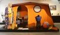 Ukázka z výstavy Retro 70. a 80. let v Tančícím domě