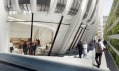 600 Collins Street v Melbourne od Zaha Hadid Architects