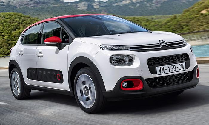 Citroën C3 dostal nový design aobložení Airbump