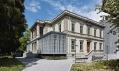 Bündner Kunstmuseum Chur od Barozzi Veiga ve švýcarském městě Chur