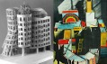 Ukázka z výstavy Sen a skutečnost: 30 let sbírky architektury Národní galerie v Praze