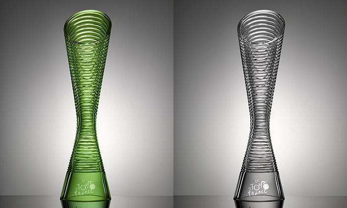 Škoda aLasvit vyrobili trofeje vítězům Tour de France
