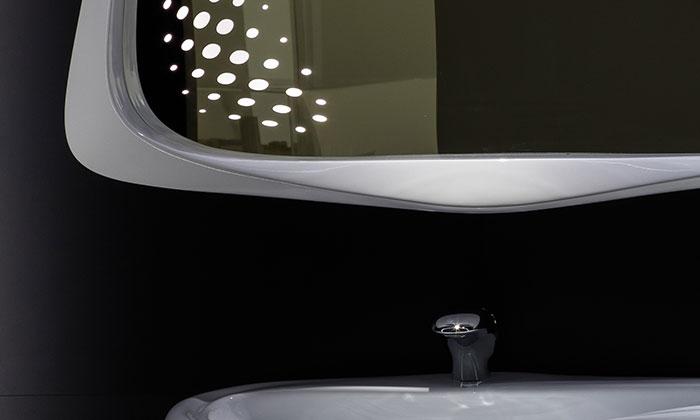 Zaha Hadid Design uvádí kolekci koupelen Vitae