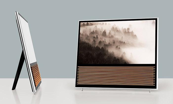 Bang & Olufsen uvádí televizi sdřevem BeoVision 14
