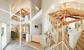 Clover House v Japonsku od studia MAD