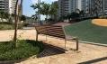 Olympijská vesnice vRio de Janeiro smobiliářem odčeské značky Mmcité