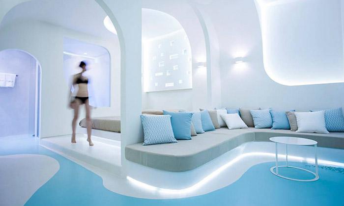 Hotel Andronikos naSantorini dostal nové interiéry
