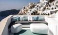 Andronikos Hotel na ostrově Santorini od KLab architecture