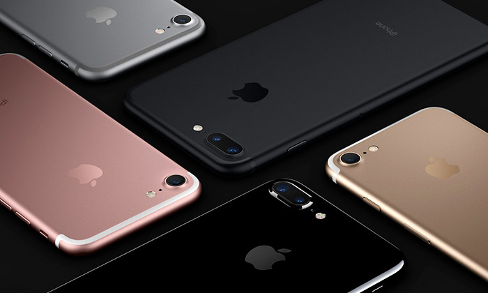 Apple představil nový iPhone 7 a iPhone 7 Plus