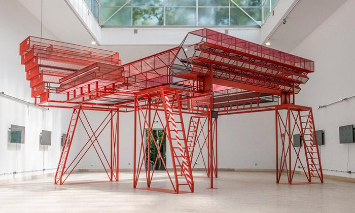 Na bienále architektury vBenátkách vystavují iČeši