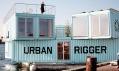 BIG ajejich projekt studentského bydlení Urban Rigger