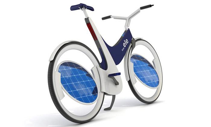 Gent ukazuje kola acyklistické doplňky budoucnosti