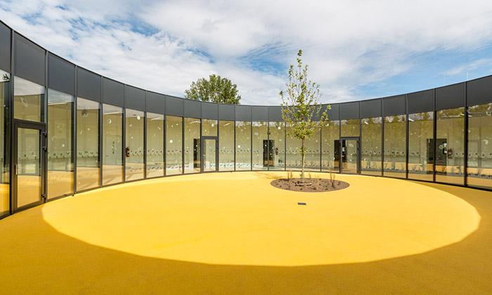 Den architektury a vybrané účastické stavby: ZŠ Líbeznice
