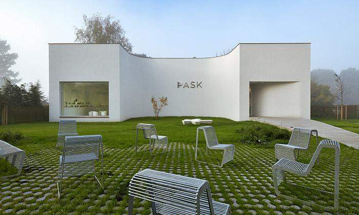 Klatovy sechlubí zdařilou rekonstrukcí Pavilonu skla