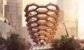 Thomas Heatherwick avyhlídková věž Vessel vNew Yorku