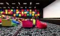 Kino Tuli Cinema v rezortu X-bionic Sphere ve městě Šamorín