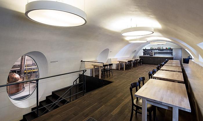 Vinohradský pivovar byl obnoven útulnou restaurací