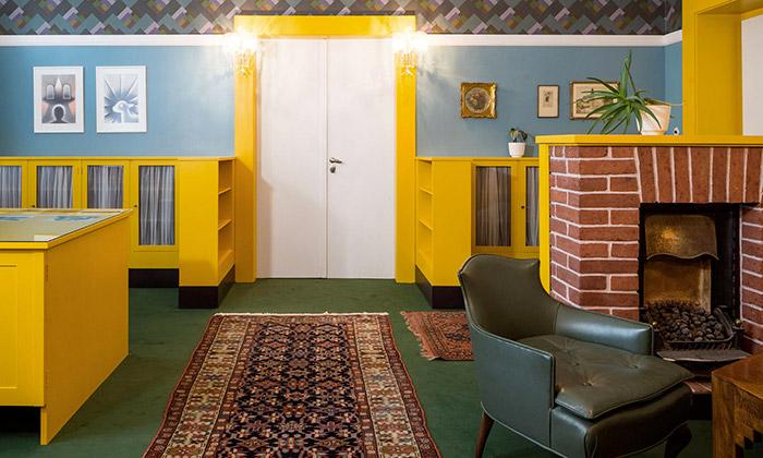 Praha vystavuje plzeňské interiéry odAdolfa Loose