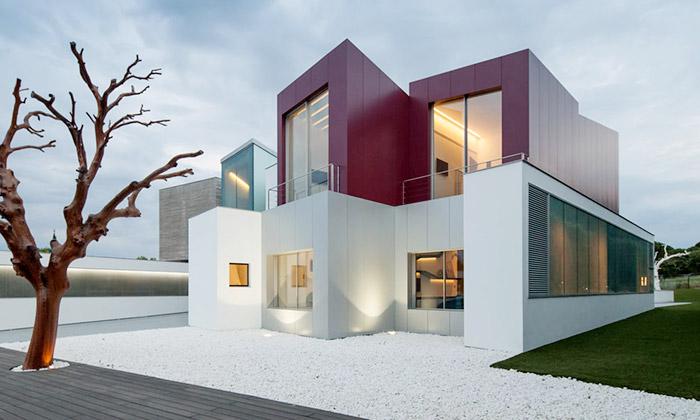Abiboo postavili sportovci vMadridu luxusní House H