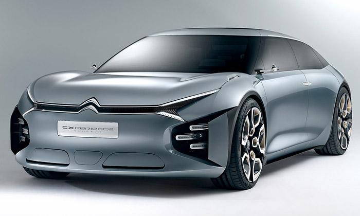 Citroën ukázal koncept luxusního vozu CXperience