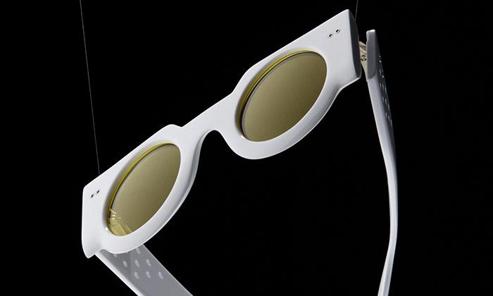 Nastassia Aleinikava navrhla kolekci brýlí Collection 2