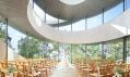 Ribbon Chapel v japonském městě Hirošima