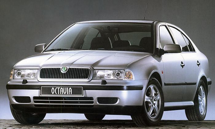 Škoda Octavia slaví 20 let své novodobé historie