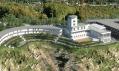 Vizualizace projektu Barrandovské terasy po dokončení