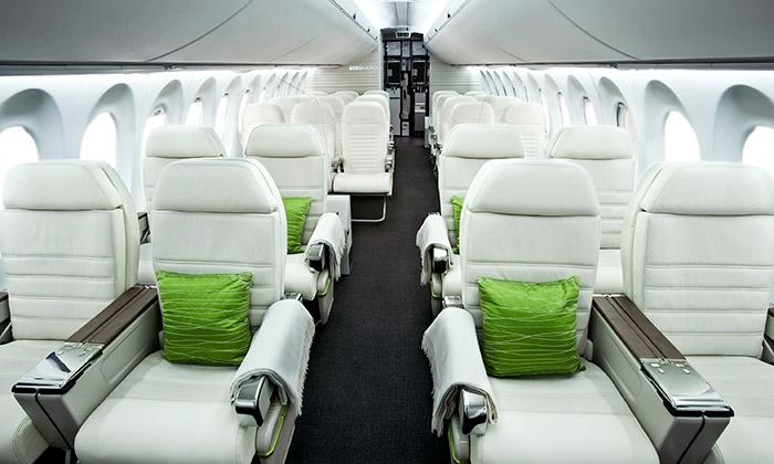 Bombardier uvádí letouny ipro cestující snadváhou
