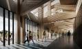 Fotbalový stadion Forest Green Rovers od studia Zaha Hadid Architects