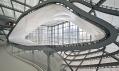 New Rome-Eur Convention Centre and Hotel od studia Fuksas