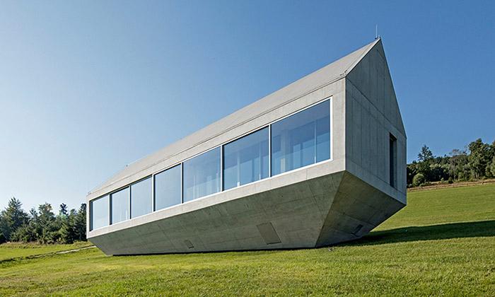 KWK a polský rodinný dům Konieczny's Ark