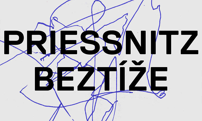 Priessnitz ručně pokreslili každý obal alba Beztíže